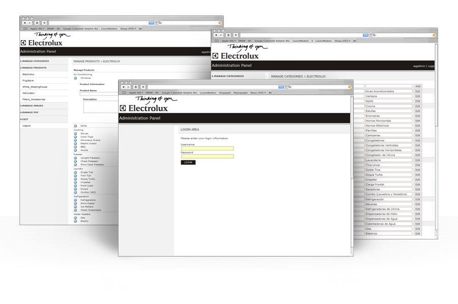 custom content management system cms
